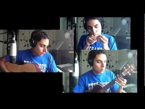 Viva La Vida Unplugged - Coldplay Cover || David Erick Ramos