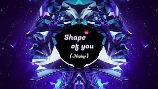 Shape of you - 1hour I Mashup I The Vamps x Conor Maynard
