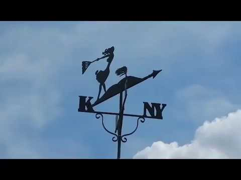 how to make a weathervane youtube