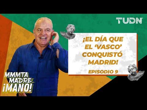 ¡MMMTA MADRE' Episodio 9: ¡Javier Aguirre platica sobre su etapa en el Atlético de Madrid! | TUDN