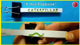 A Thin Flipbook- Mr Flip