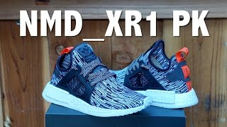 new product 72707 a1429 Adidas Nmd Xr1 Camo   Runskor Se