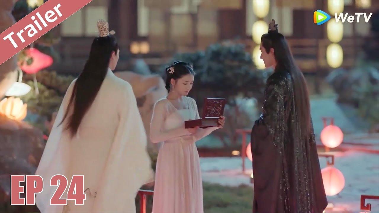 Trailer | Cẩm Ngôn Truyện - Tập 24  (Vietsub) | Siêu Phẩm Ngôn Tình Cổ Trang | Hứa Nhã Đình | WeTV