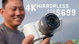 Sony ZV-E10   Best Sub $1k Mir…