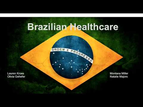 Brazil Health Care Overview 2017