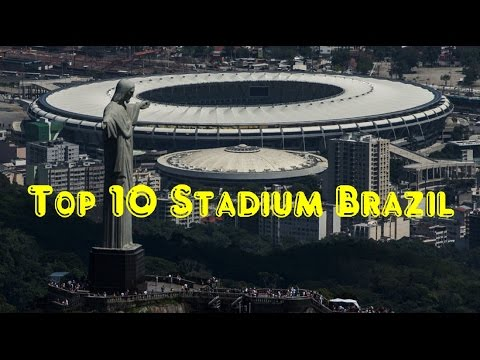 Top 10 Biggest Stadium Brazil  (2)
