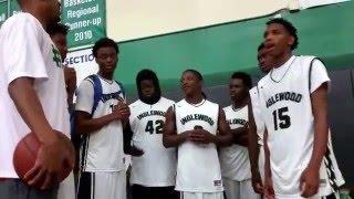 inglewood high school paul pierce mentoring basketball players