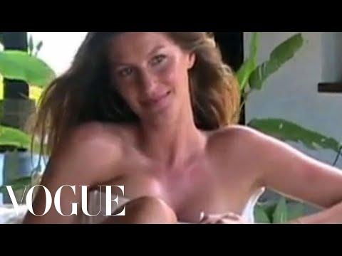 Gisele Bündchen - Vogue Diaries