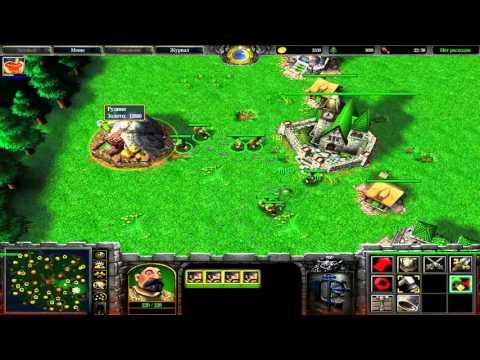 Комментирую образцовую игру FFA Warcraft 3