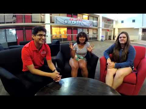 UHV Move-In Day