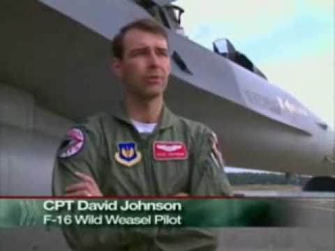 FIREPOWER - F-16 Wild Weasel Missions (Part 1)