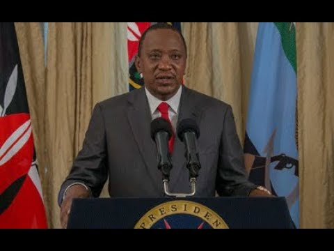 President Uhuru Kenyatta speech at the Mashujaa Day celebrations