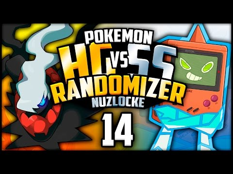 DAMNIT PATTERRZ - Pokemon Heart Gold & Soul Silver Randomizer Nuzlocke Versus w/ Patterrz - Part 14