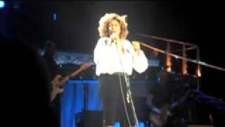 tina turner be tender with me dublin 4 12 09