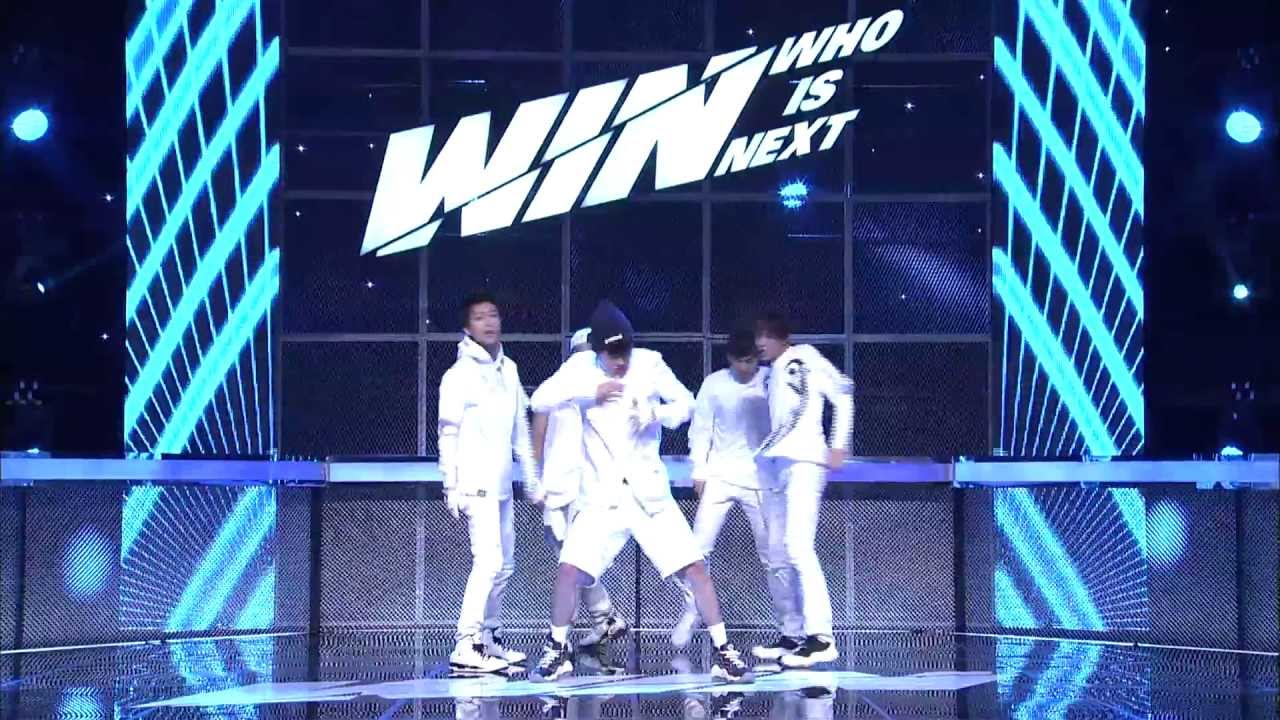Win Who Is Next Team A 1st Battle Round 2 Dance