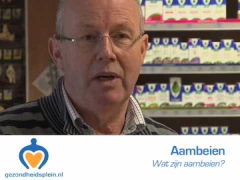 Aambeien -- Straatinterview over aambeien en advies van de specialist