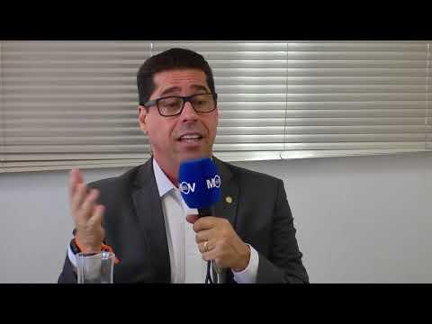 Trabalho na Ales, pandemia e eleições 2022: deputado Marcelo Santos fala ao Mov News