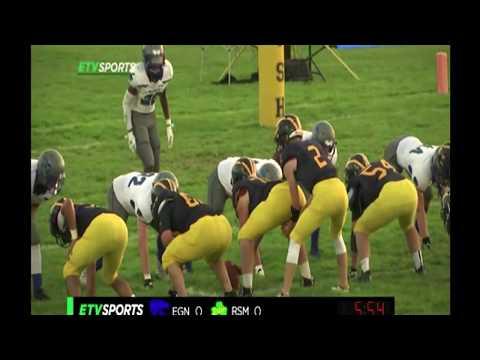 Eagan High School Football at Rosemount