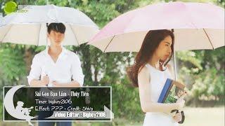 Sài Gòn Bận Lắm - Thủy Tiên [Lyric + Karaoke]