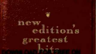 new edition - is this the end - Greatest Hits Vol. 1