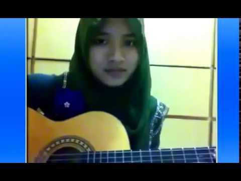 Cewek Cantik Main Gitar Nyanyi Bintang Kehidupan, kerenzz1
