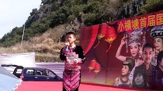 Xob xyooj hu nkauj peb caug hmoob suav teb เสก โลเซาะ ร้องเพลง ปีใหม่ม้งจีน 2018