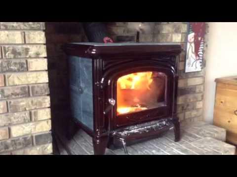Hearthstone Phoenix Soapstone Woodstove - Hearthstone Phoenix Soapstone Woodstove - YouTube