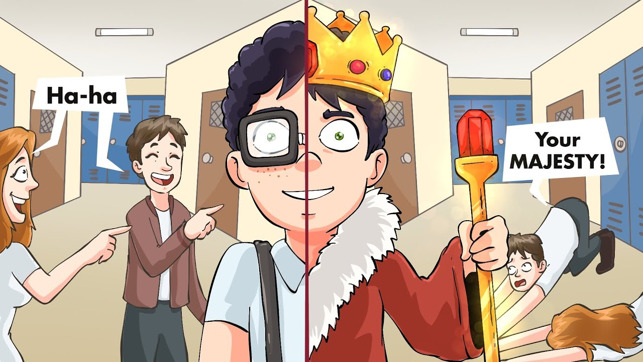 Pasé de nerd a rey de mi escuela usando este truco