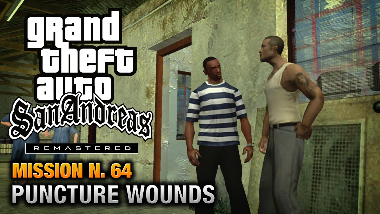 Download GTA San Andreas Remastered - Mission #64 - Puncture Wounds (Xbox 360 / PS3)
