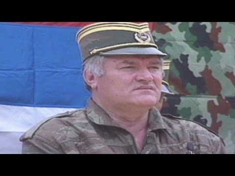 Bosnia Serb war criminal on trial