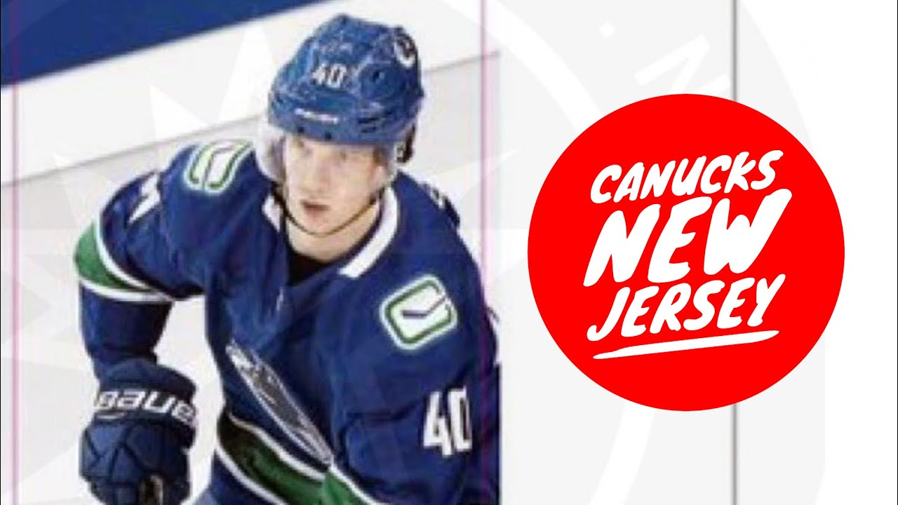 pretty nice ddd86 278ea Vancouver Canucks VLOG: design for new jersey leaked on ...