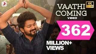 master-vaathi-coming-video-thalapathy-vijay-anirudh-ravichander-lokesh-kanagaraj