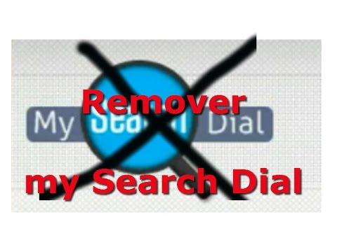 Comment supprimer mysearch dial search [Résolu]