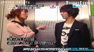Download [engsub HD] 101104 Love Pursuer ep10: Yesung being pursued (3/3)