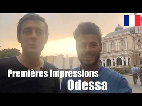 French impressions of Odessa, Ukraine - Impressions d'Odessa en Ukraine | How to travel better