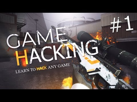 How To Code a Hack For ANY Game! C# - Game Hacking #1