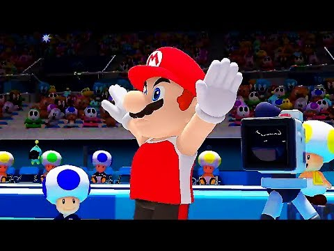 MARIO & SONIC AT THE OLYMPIC GAMES TOKYO 2020 Gameplay Trailer (E3 2019)
