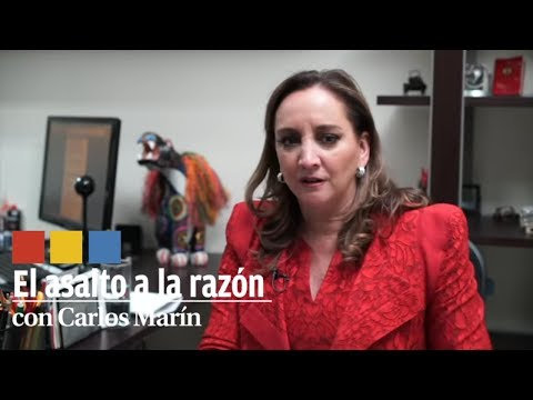 Claudia Ruiz Massieu, Dirigente nacional del PRI. Parte I | El asalto a la razón