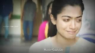 பிரிவோம் என்று சொன்னாயே💔pirivom endru sonnaye whatsapp status💔Sad whatsapp love status Tamil