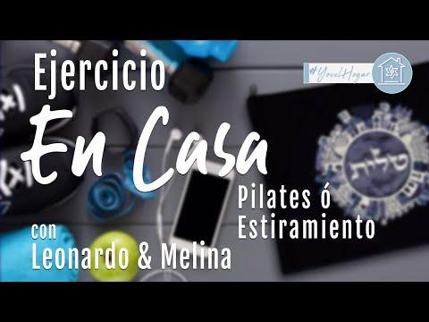 #YovelHogar - Ejercicio en Casa  - Nivel #Pilates