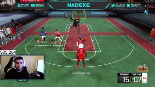 Nadexe TNB RAGES After Getting DROPPED OFF and Goes On Fortnite! NADEXE TNB HILARIOUS RAGE😂