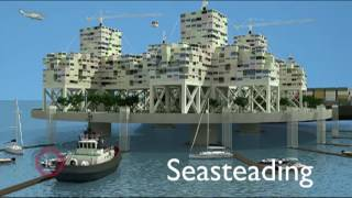 Patri Friedman - Seasteading and Start-Up Governments