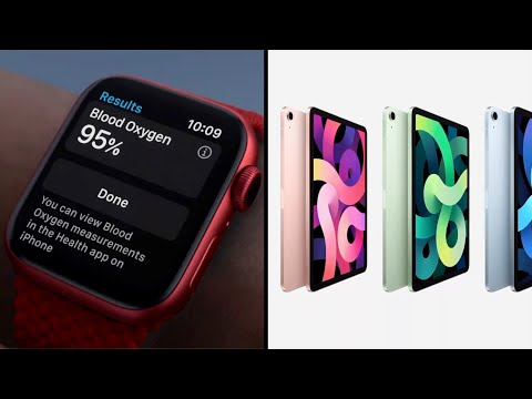 Everything Apple Announced at Today's iPad and Apple Watch Event in 7 Minutes!