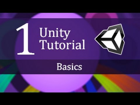 1. Unity Tutorial Basics - Create a Survival Game - YouTube