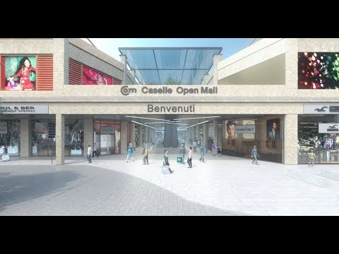 Caselle Open Mall - Experience video