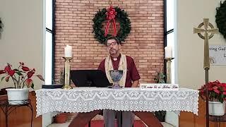 Sunday Worship Service (December 27, 2020)