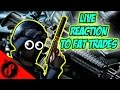 CS:GO Funny Reacting To Accepting Trades During a Game - Why You have to be Mad?