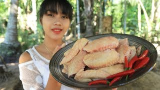 Yummy cooking chicken wings recipe - Cooking skill