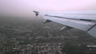 URAL AIRLINES A-321  ДУШАНБЕ-ЕКАТЕРИНБУРГ