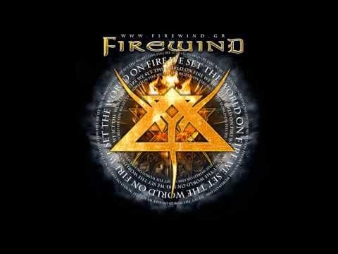 Firewind - Mercenary Man lyrics